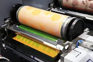 different printed machines